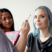 Fashion and bridal makeup course at Bristol Beauty School