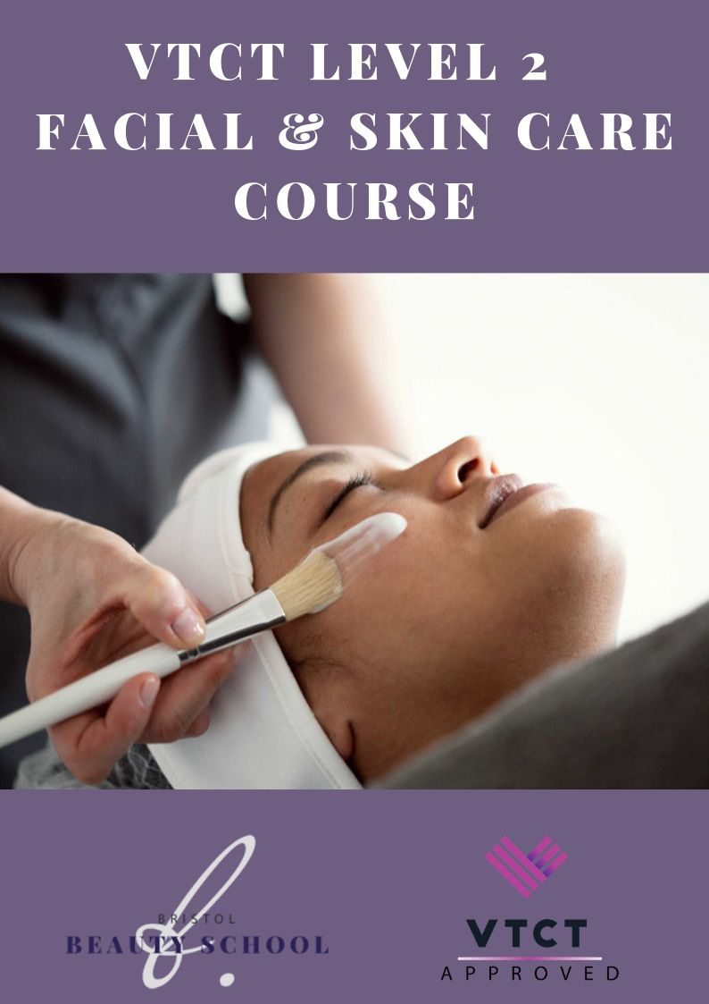 VTCT Level 2 Facial & Skin Care training