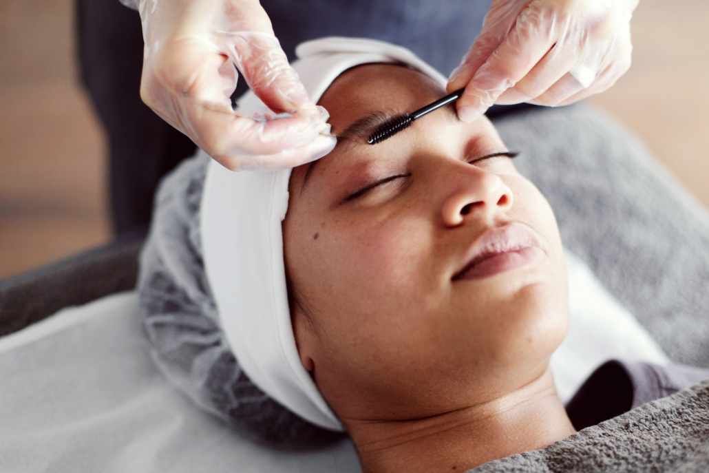Eyebrow Lamination Training Course
