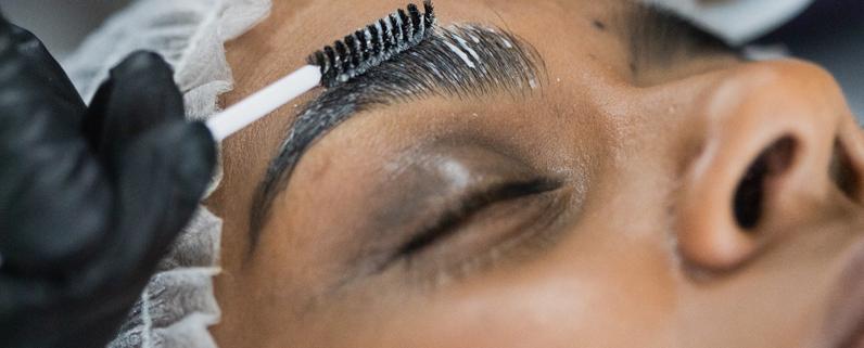 brow lamination traning